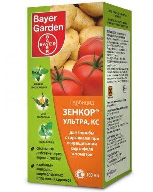 гербицид по картофелю сплошного действия