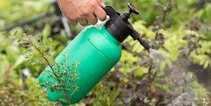 распылитель для обработки сорняков