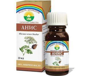 лекарственное средство из аниса